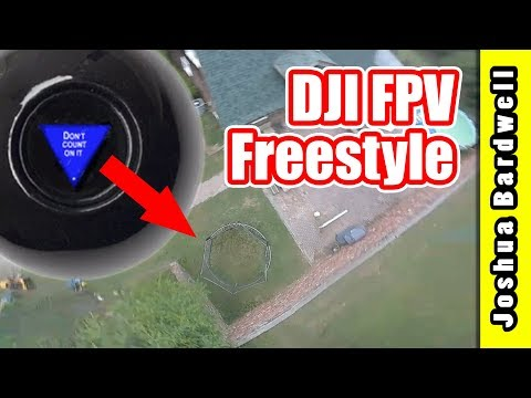 """Can I fly """"real"""" freestyle with the DJI digital FPV system? - UCX3eufnI7A2I7IkKHZn8KSQ"""