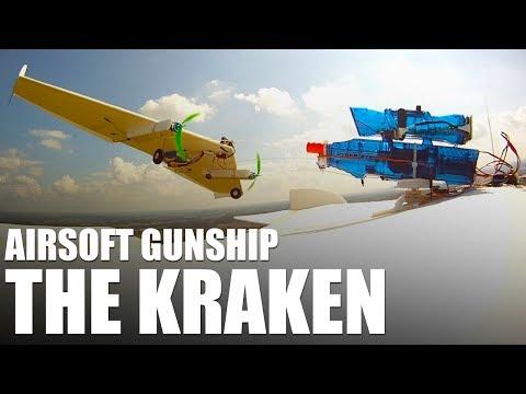 Airsoft Gunship - The Kraken | Flite Test - UC9zTuyWffK9ckEz1216noAw
