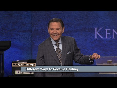 Different Ways to Receive Healing
