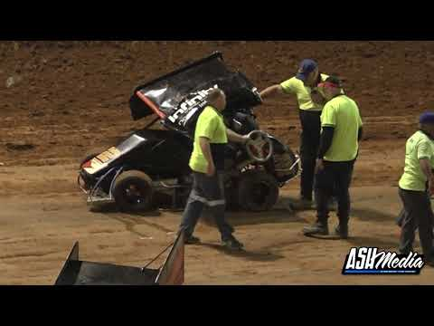 Micro Sprints: 2020/21 Queensland Title - A-Main - Archerfield Speedway - 22.05.2021 - dirt track racing video image