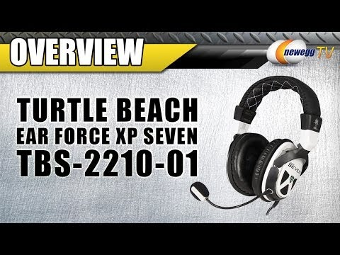 Turtle Beach Ear Force XP Seven Gaming Headset Overview - Newegg TV - UCJ1rSlahM7TYWGxEscL0g7Q
