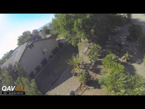 Backyard racing part 2 with qav400 quadcopter fpv - UCkSdcbA1b09F-fo7rfysD_Q