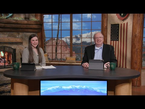 Charis Daily Live Bible Study: Greg Mohr - March 11, 2021