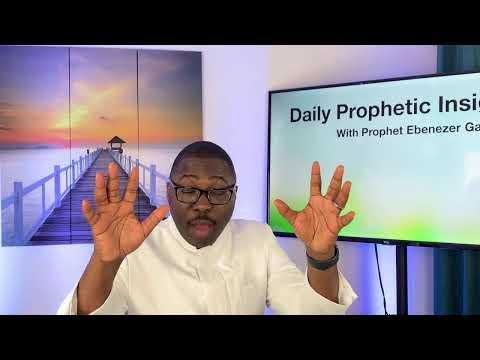 Prophetic Fire Mar 25th, 2021