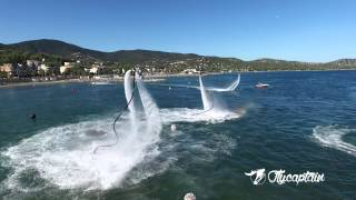 CAVAL'EAU JET 2015 - French Jet Ski championship and Flyboard Show