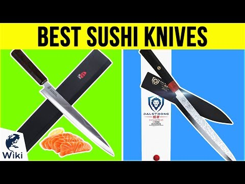 10 Best Sushi Knives 2019 - UCXAHpX2xDhmjqtA-ANgsGmw