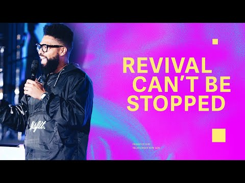 Revival Can't Be Stopped  Pray First  Zach Freeman