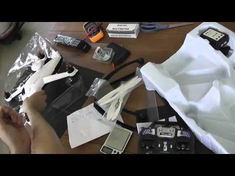 Flying3D X8 Unboxing (Courtesy of Banggood) - UC_aqLQ_BufNm_0cAIU8hzVg