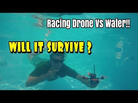 WaterProof/Resistant FPV Racing Drone- Flying Under Water! - UClWAc8PecQAWkEvLpCFtpYQ