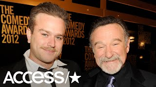 Robin Williams' Son Zak Gets Really Personal About Dad's Death: 'I Was Very Traumatized'
