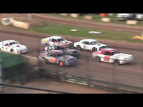 6/19/2021 Shawano Speedway Races - dirt track racing video image