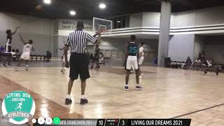 Shaun Holmes @ Hoopseen Best of the South #BOTS19