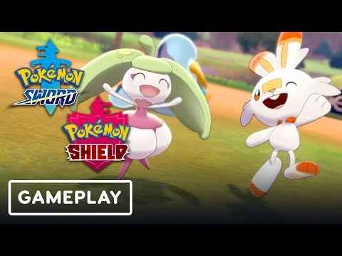 Pokemon Sword and Shield: Pokemon Camp, Cooking, and Cosmetics Reveal - UCKy1dAqELo0zrOtPkf0eTMw