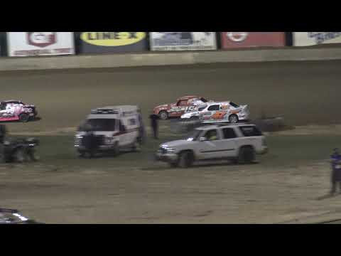 Florence Speedway | 7/24/21 | Hornets | Feature - dirt track racing video image