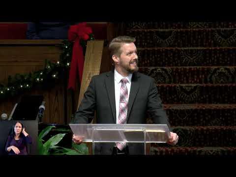 Sermon - 12/13/2020 - Pastor Ben Anderson - Christ Church Nashville