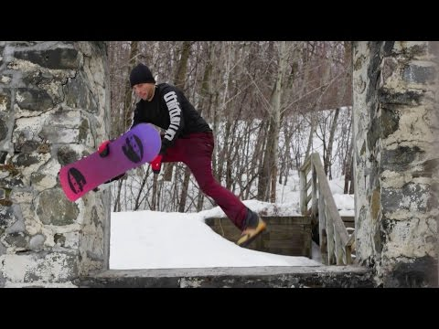 Keeping It Creative with Snowboarder Scott Stevens | STRONGER. The Union Team Movie - UCblfuW_4rakIf2h6aqANefA