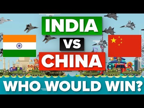India vs China - Who Would Win? Military Comparison - UCfdNM3NAhaBOXCafH7krzrA