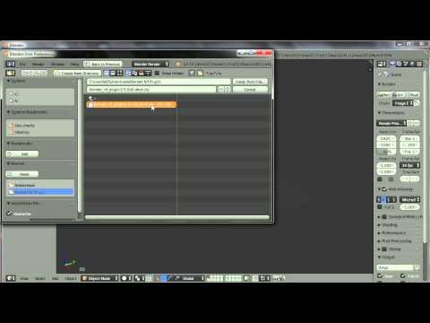 Blender Nif Plugin 2 6 0 Pre-Alpha Developer Build