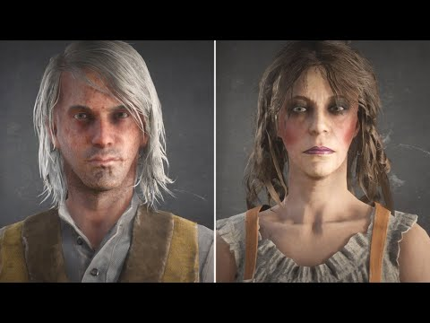 First Look at the Red Dead Online Character Creator - UCKy1dAqELo0zrOtPkf0eTMw