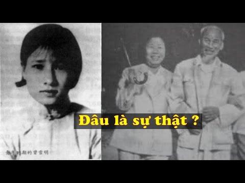 Bộ công an lúng túng trước tin đồn CT Hồ Chí Minh có vợ bé bên Trung Quốc - Đâu là sự thật ?