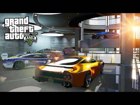 GTA 5  - $50,000,000 SPENDING SPREE, PART 1!! NEW GTA 5 IMPORT/EXPORT DLC SHOWCASE!! - UC2wKfjlioOCLP4xQMOWNcgg