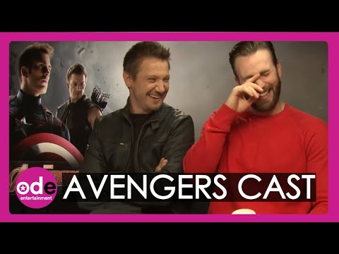 Avengers: Age of Ultron cast play 'Who Would You Call?' - UCXM_e6csB_0LWNLhRqrhAxg