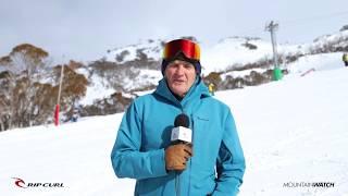 Australian Snow Report 22nd August 2019 - Mountainwatch