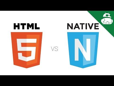 HTML5 Apps VS Native Apps - UCgyqtNWZmIxTx3b6OxTSALw