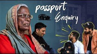 Passport Enquiry Episode 2 || How Passport verification done? ||  Kiraak Hyderabadiz
