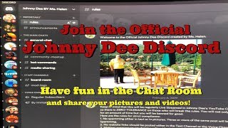 Johnny Dee Discord and Word Connect