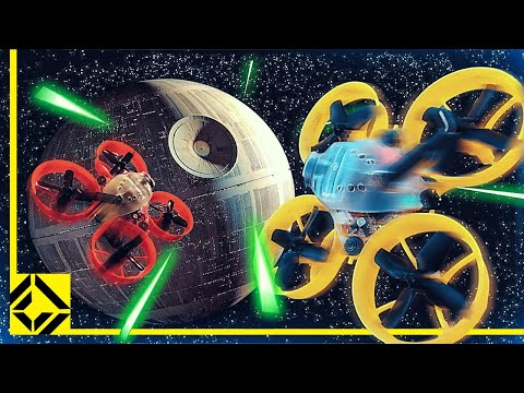 Recreating the Death Star Trench Run with Drones! - UCSpFnDQr88xCZ80N-X7t0nQ