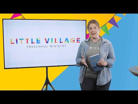 Little Village September 6th 2020 Lesson