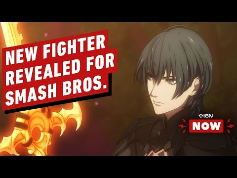 Nintendo Announces New Smash Fighter, Plus Six More Coming - IGN Now - UCKy1dAqELo0zrOtPkf0eTMw