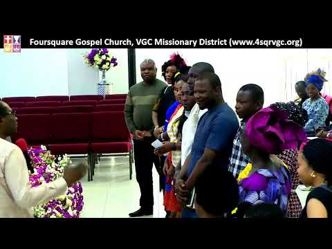 Sunday Worship Service, 1st Dec 2019