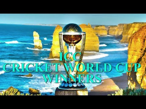 ICC CRICKET WORLD CUP WINNER TEAMS