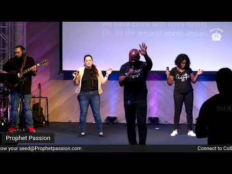 Special Prophetic Service- LIVE! with Prophet Passion