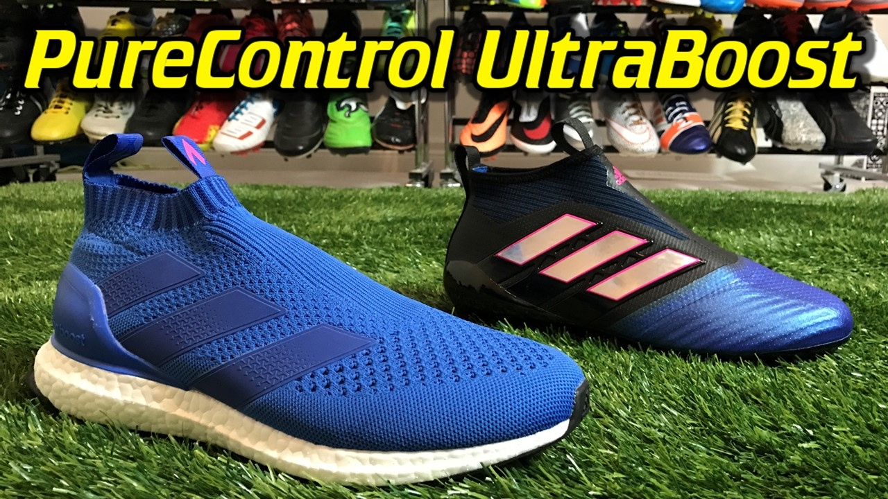 Adidas ACE 16+ PureControl UltraBoost (Blue Blast Pack