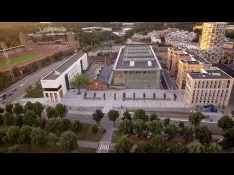 Kungliga Musikhögskolans nya hem
