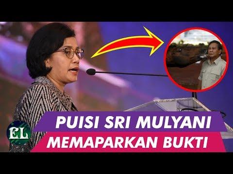 SRI MULYANI DITUDING MESIN PENCETAK UTANG