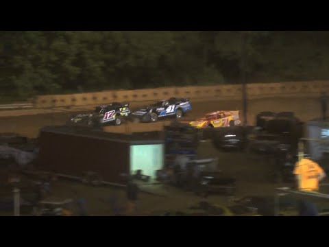 Limited Late Model at Winder Barrow Speedway May 22nd 2021 - dirt track racing video image