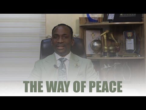 THE WAY OF PEACE.