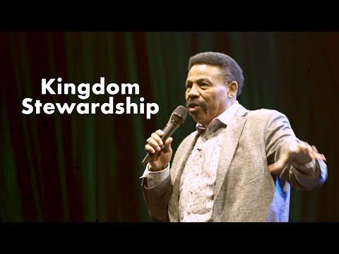 Kingdom Stewardship - Tony Evans