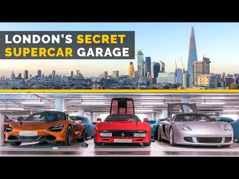 Secret Supercar Bunker Under London! | Carfection 4K - UCwuDqQjo53xnxWKRVfw_41w