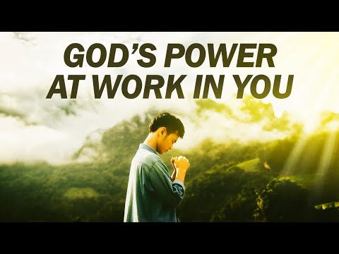 God's POWER at WORK in You - Live Re-broadcast