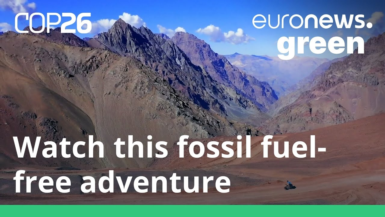 From London to Chile: The fossil fuel-free adventure film you need to watch