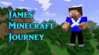 James' Minecraft Journey #108 - Tunnel Trouble