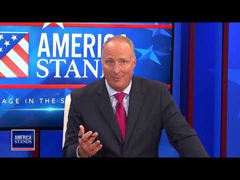 America Stands: 2020 Election Coverage - Kamala Harris, Chicago Riots, BLM  (August 13, 2020)