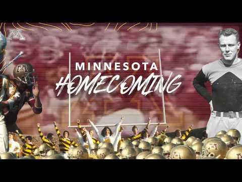 Minnesota Football: Homecoming 2019