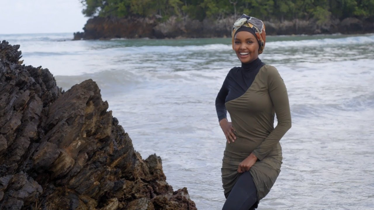 Get To Know SI Swimsuit Model Halima Aden