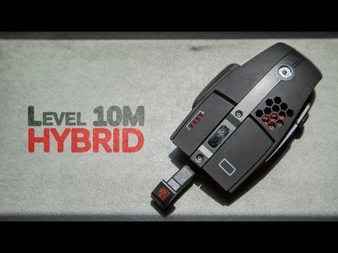 Thermaltake Level 10M Hybrid Wireless Gaming Mouse Review - UCTzLRZUgelatKZ4nyIKcAbg